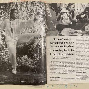 Kung Fu Masters Magazine