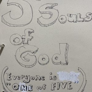 5 Souls of God bookcover