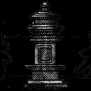 Shaolin Stupa Logo